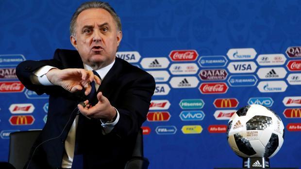 Jefe del dopaje y del Mundial de Rusia