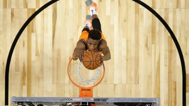 Horario y dónde ver el NBA All Star