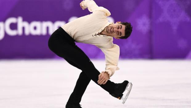 Así ha sido la actuación con la que Javier Fernández ha ganado el bronce