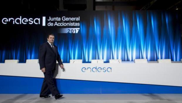 Endesa gana 253 millones de euros en el primer trimestre, un 26% menos