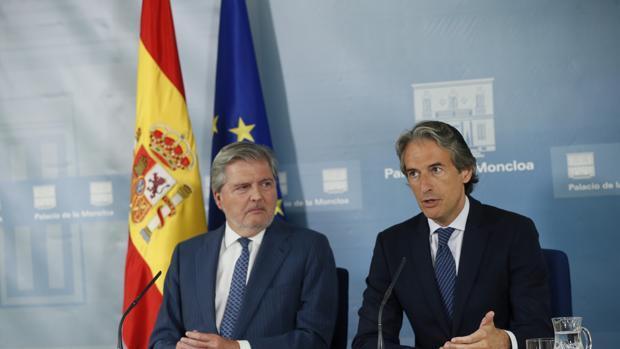 El Gobierno notifica el laudo de El Prat para que las partes designen un árbitro