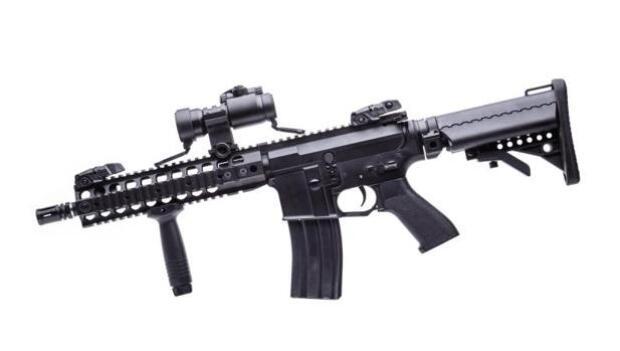 El negocio de las armas se dispara