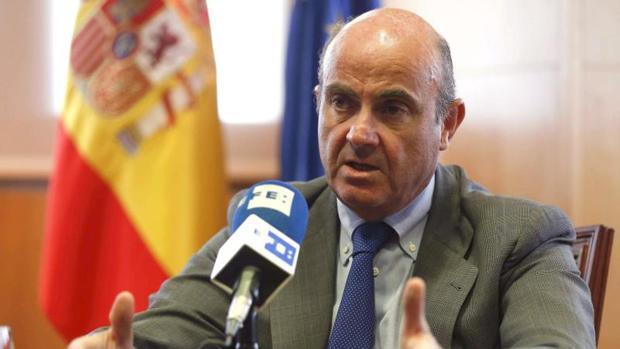 Luis de Guindos: el ministro del rescate