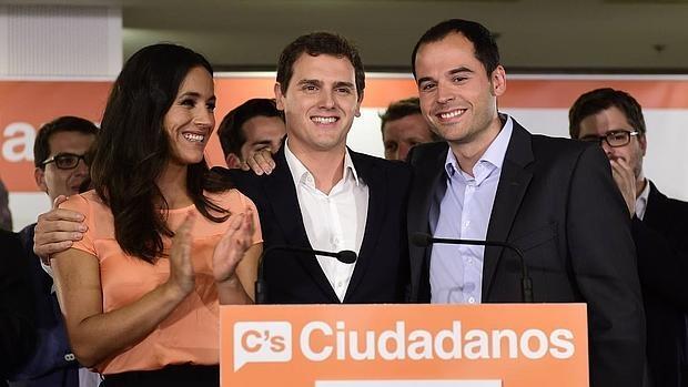 Ciudadanos no descarta abstenerse ante un pacto PSOE-Podemos si renuncian al referéndum catalán