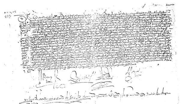 El rapapolvo de los Reyes Católicos a Pedro de Vera por la Conquista de Canarias