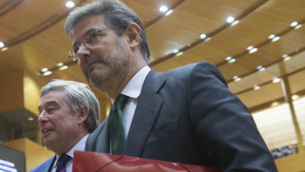 Catalá, sobre su SMS a González: «Rajoy me dijo que estas cosas pasan»