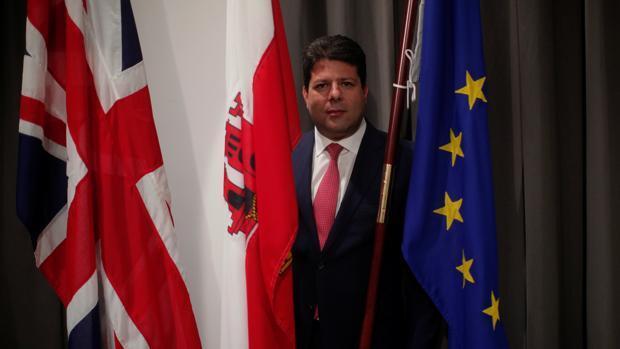 Picardo amenaza con perjuicios para el Campo de Gibraltar