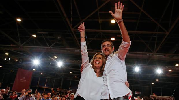 Madina afirma que los más de 63.000 avales de Díaz «indican claramente un sendero de victoria»