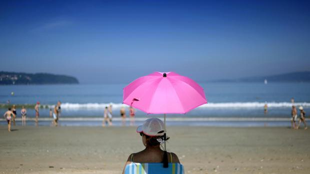 El anticiclón dará paso de nuevo a las lluvias el miércoles
