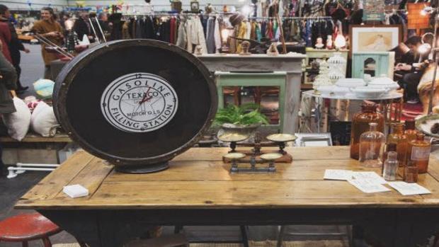 Feria «Desembalaje»: los amantes de los muebles vintage se dan cita en Madrid