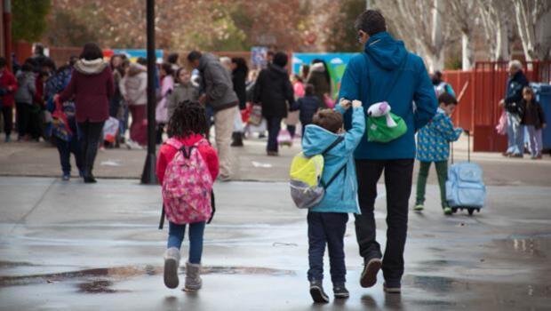 Casi el 94% de los alumnos obtiene plaza en el centro solicitado