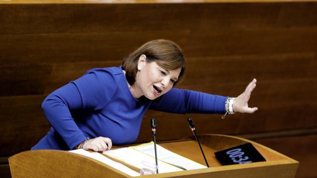 Génova pide a Bonig que no se repitan «errores» como votar contra los PGE en la Diputación de Valencia