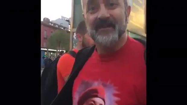 Un chavista, a una venezolana en Madrid: «Qué pena que no te hayan matado a ti también, bonita»