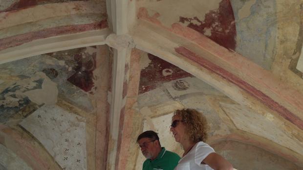 La restauració de la Creu Coberta de Jérica, a punt de finalitzar