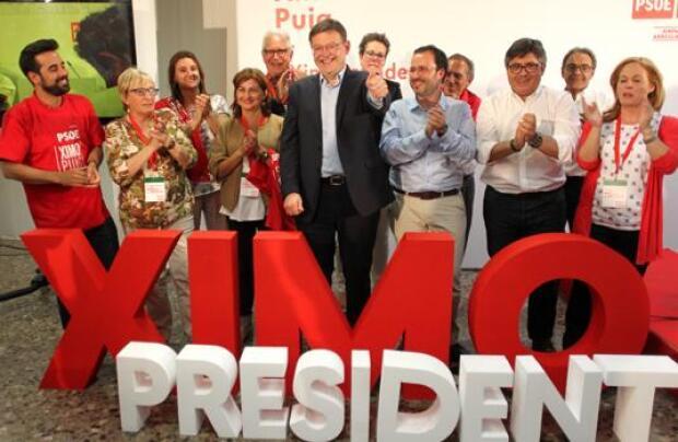 La crisis del PSOE amarga a Ximo Puig el segundo aniversario de las elecciones autonómicas