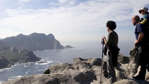 Islas Cíes, la parte o el todo