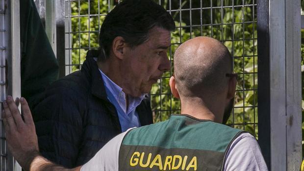 Dos detenidos en Brasil al investigarse a Ignacio González