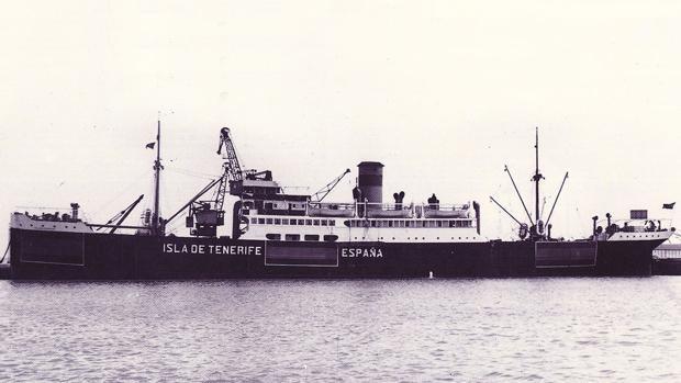 El misterioso papel del «Isla de Tenerife», el buque acusado de dar cobertura a los nazis en Nueva York