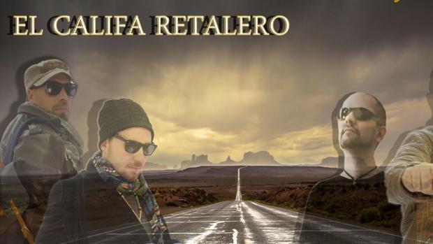 El Califa Retalero lanza nuevo disco fusión experimental de rock americano y flamenco