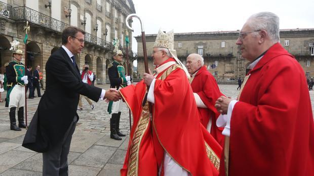 Feijóo defiende la conciencia europea frente a quienes «predican la desunión»