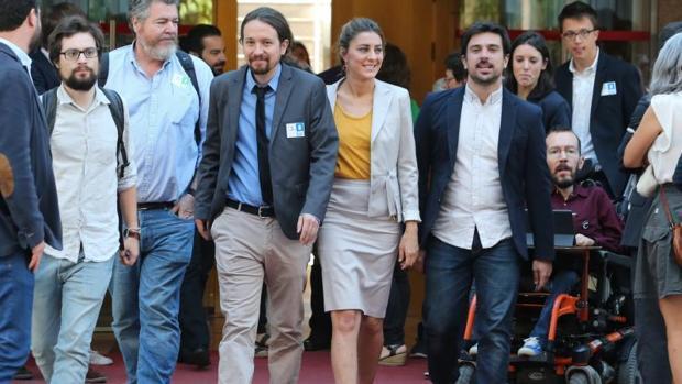 La portavoz de Podemos en la Comunidad de Madrid cuestiona la apuesta de Iglesias por Errejón