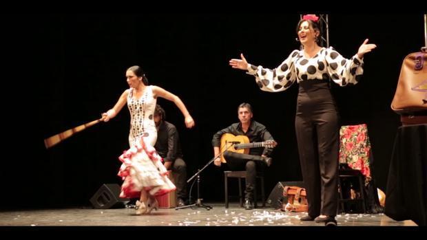 Cante jondo en Torrenueva con Laura Vital