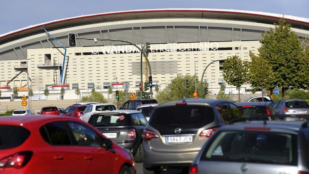 Guía útil para llegar al Wanda Metropolitano: por qué se recomienda hacerlo dos horas antes