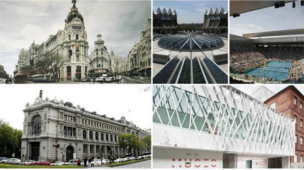 XIV Semana de la Arquitectura: cerca de cuarenta edificios «desvelarán» sus secretos al público