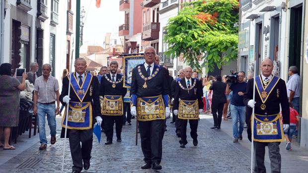 La Palma pide la devolución de los bienes canarios a la masonería
