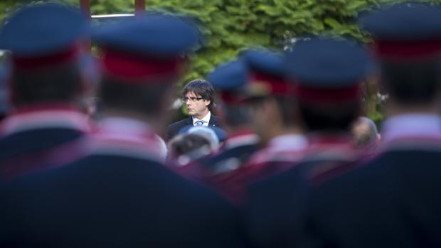 La Generalitat negocia un multimillonario contrato de espionaje para los Mossos