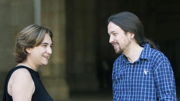 Malestar en Podemos por el filonacionalismo de Iglesias