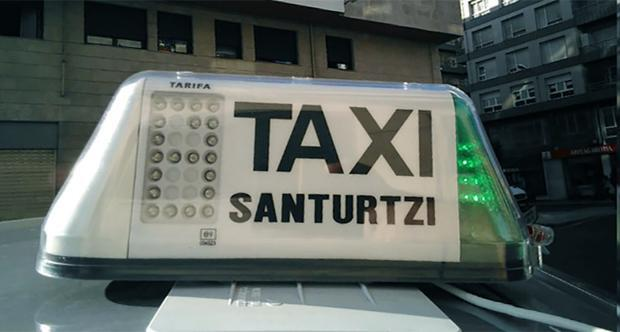 Un taxista de Vizcaya apuñala a uno de sus compañeros en mitad de una discusión
