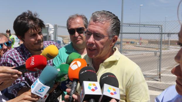 Granados pide al juez que impute a Aguirre, Cifuentes y González