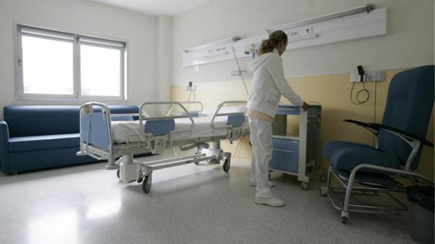 La UCI del hospital de Fuenlabrada seguirá cerrada hasta garantizar que no hay Aspergillus