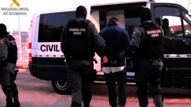 Un exfuncionario de la Diputación de Toledo, implicado en una red que «clonaba» vehículos robados