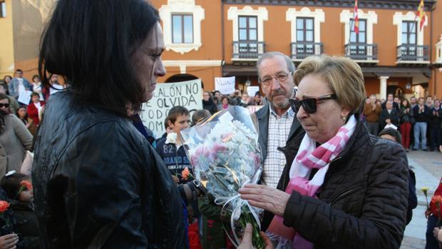 La madre de Olga Sangrador: «¡Solo pido que me dejen vivir en paz con mi dolor y que dejen de atosigarme!»