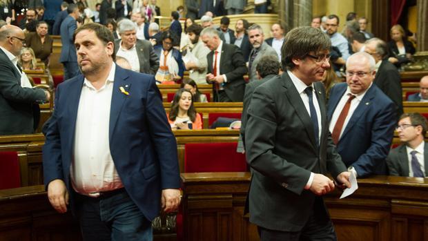La Fiscalía se opone a que el Supremo asuma la investigación contra Puigdemont y los exconsejeros