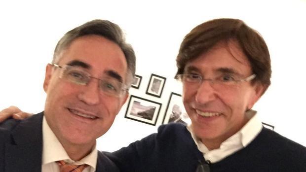 El ex primer ministro belga denuncia que un diputado del PDeCAT ha usado una foto suya con fines políticos