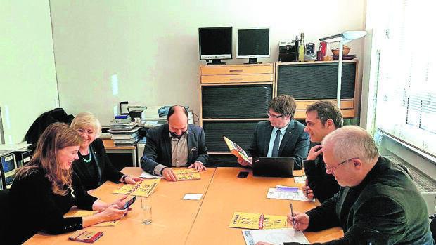 Ciudadanos maniobra para aislar al PDeCAT en Europa