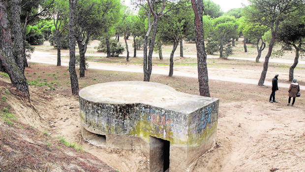 Los fortines recuperados de la Batalla de la Niebla