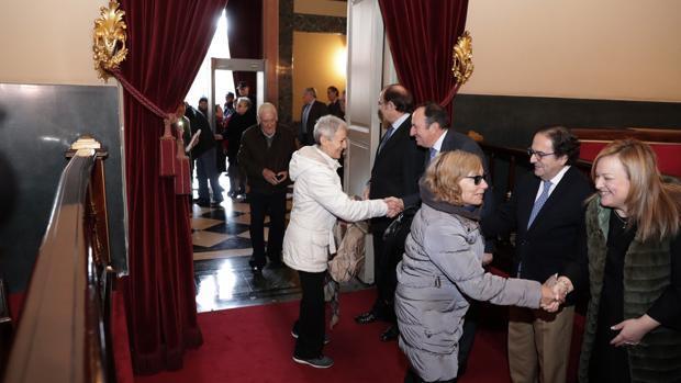 El Senado abre sus puertas a los ciudadanos para conmemorar el aniversario de la Constitución
