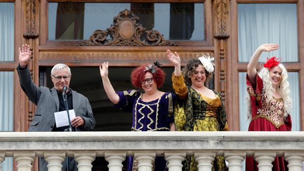 La cabalgata de las «magas republicanas» recorrerá Valencia el día después de Reyes