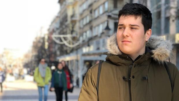 Israel Martín-Caro: «Para dedicarte a escribir has de aburrirte»