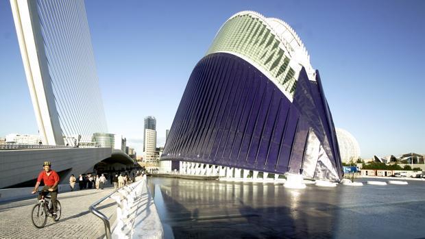 El CaixaForum, sin rival en el concurso para explotar el Ágora de la Ciudad de las Ciencias de Valencia