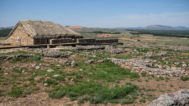 La historia de Numancia, en cómic
