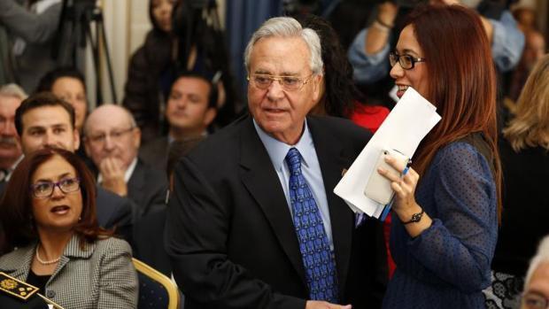 Alperi y otros tres acusados por fraude fiscal serán juzgados en mayo