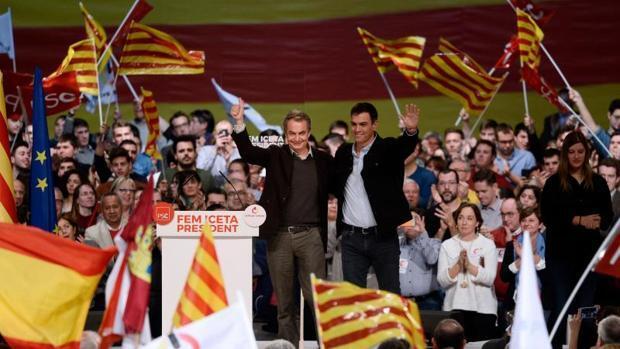 Sánchez acusa a Rajoy de querer «asfixiar» Cataluña con su visión de una «España uniformada»