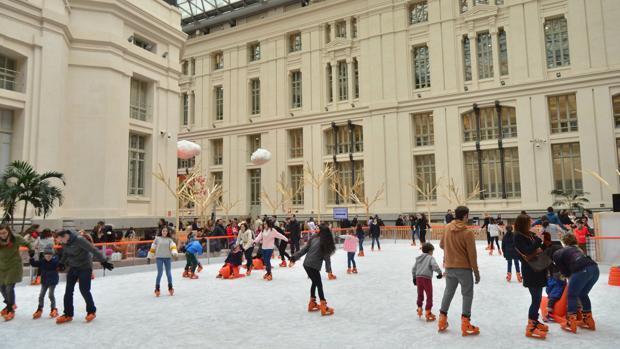 Noticias de patinaje sobre hielo for Pistas de patinaje sobre ruedas en madrid