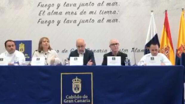 La pasión de Gran Canaria por la cocina, en Reale Seguros Madrid Fusión