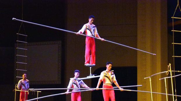 De Pyongyang a Gerona: un festival de circo invita a una compañía de Corea del Norte